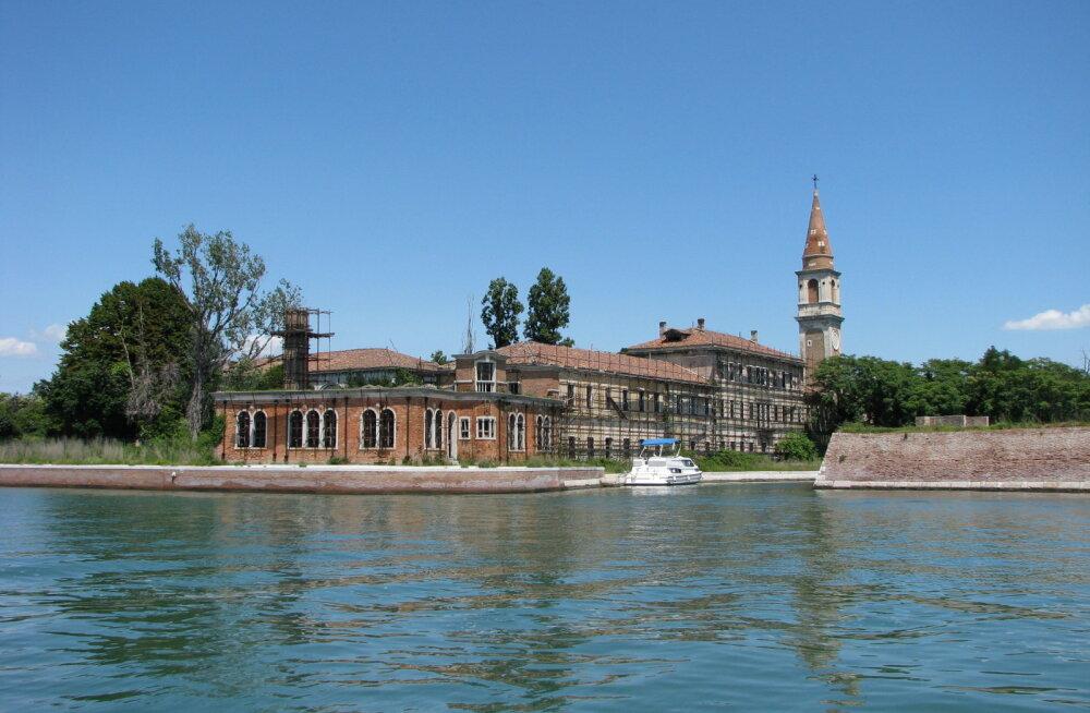 Poveglia – neetud saar Veneetsias, kuhu külastajaid ei lubata