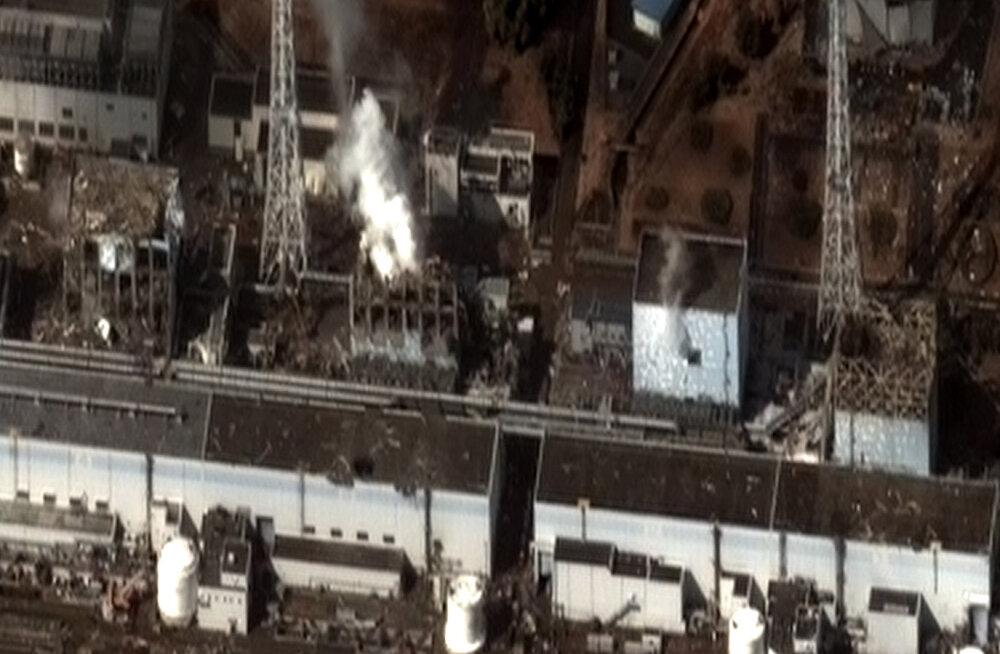 Fukushima tuumaõnnetuse peamine oht inimeste tervisele polnud kiirgus