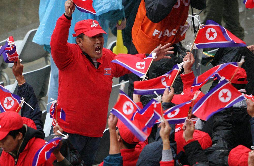 Lõuna-Korea soovib olümpiamänge koos Põhja-Koreaga korraldada