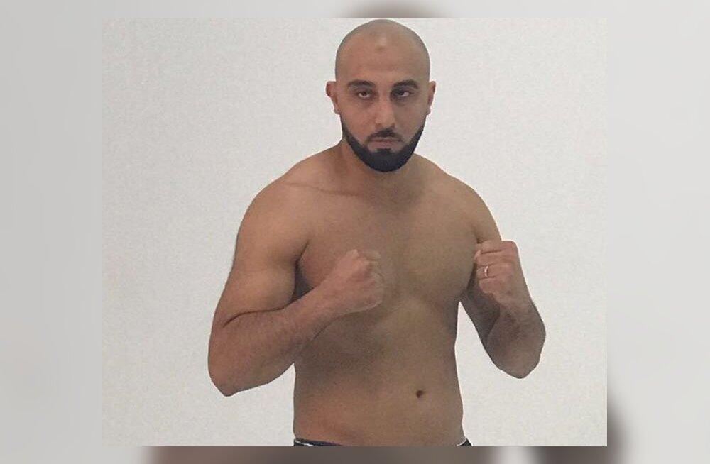 The League'i sõdalane Mo Elawil: võitlesin palju tänaval