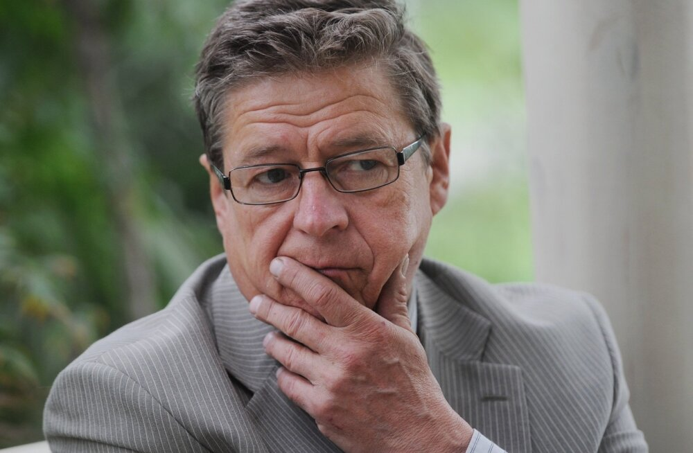 Eesti Maaülikooli rektor Mait Klaassen