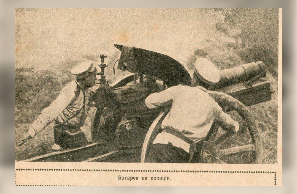 Venemaa kolm ei-d ehk kes tegelikult Esimese maailmasõja valla päästis?