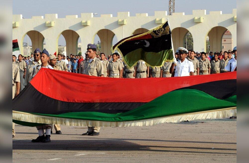 Liibüa mässajad andsid Gaddafi vägedele alistumiseks aega laupäevani