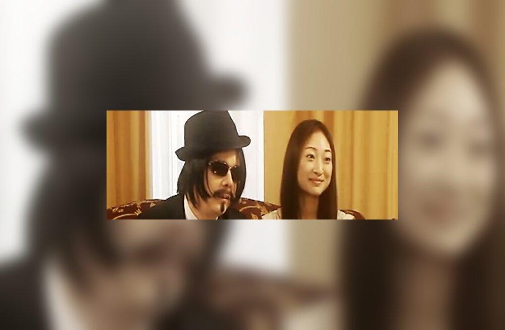 Eesti Laulu vaheklippe inspireerisid Borat ja Noriko <em>show</em>