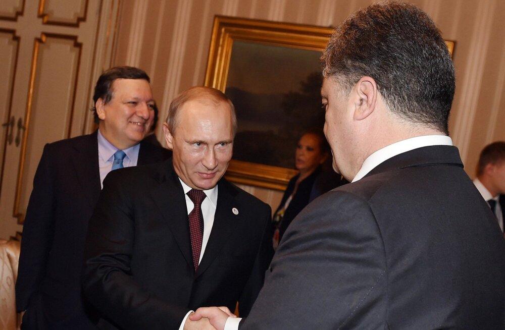 Kreml kinnitas Putini osalemist Minski läbirääkimistel