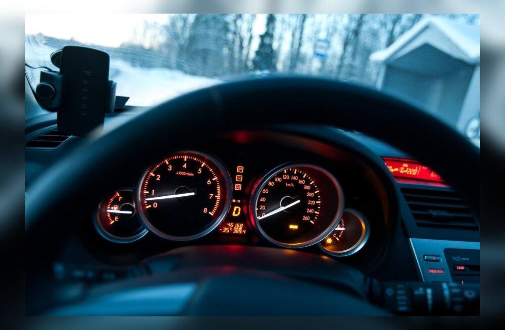 637af6dafea Ülevaade: kuidas autot talveks ette valmistada - Forte