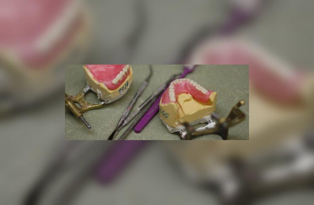 Arstid: hambaarsti vältimise peamine põhjus pole rahapuudus