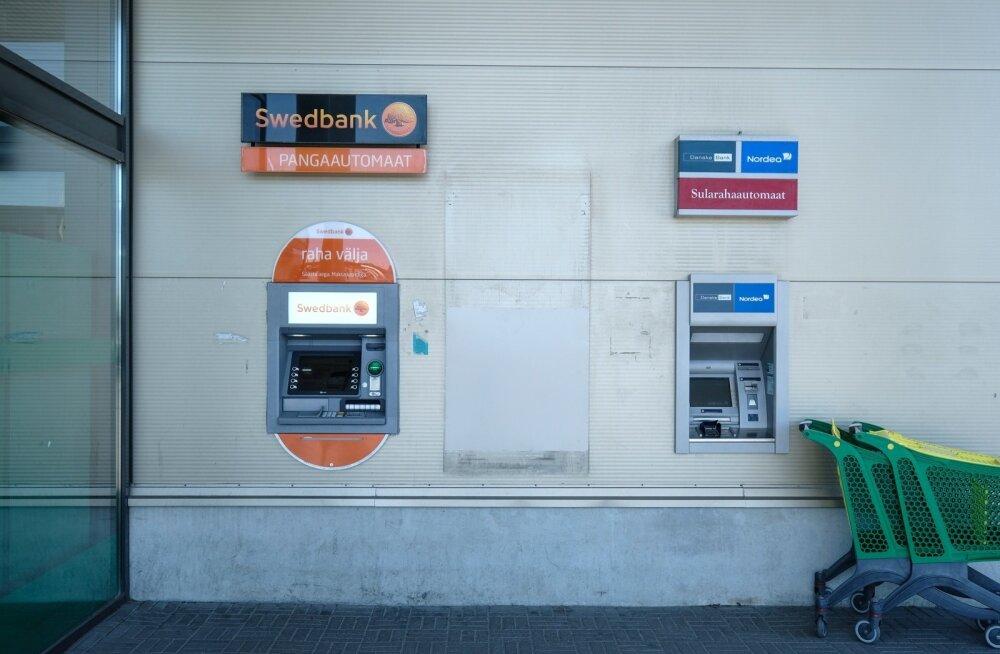 Sularahaautomaadid