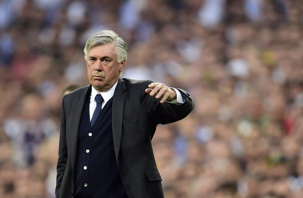 Carlo Ancelotti ütles Liverpoolile ära