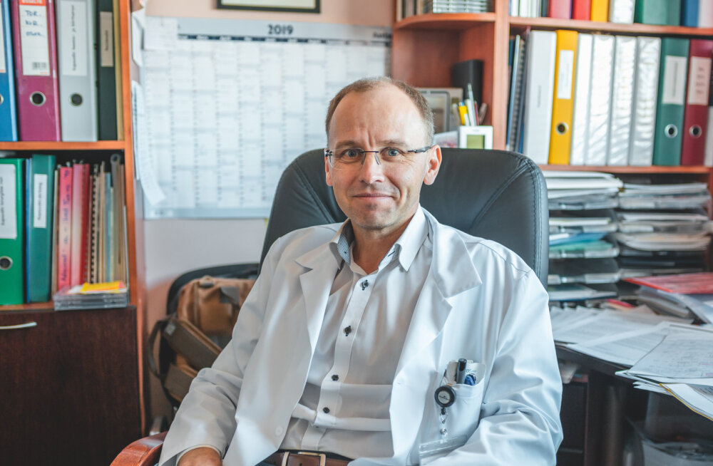 Dr Tanel Laisaar elundidoonorlusest: põhiline, et inimesed arutaksid omavahel seda teemat ja teaksid, et nad võivad meditsiinisüsteemi usaldada