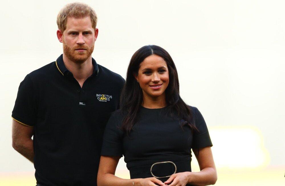 Meghani ja Harry jõuludraama läks veel keerulisemaks: kas paar teeb kuninglikule perele veel suurema ninanipsu?