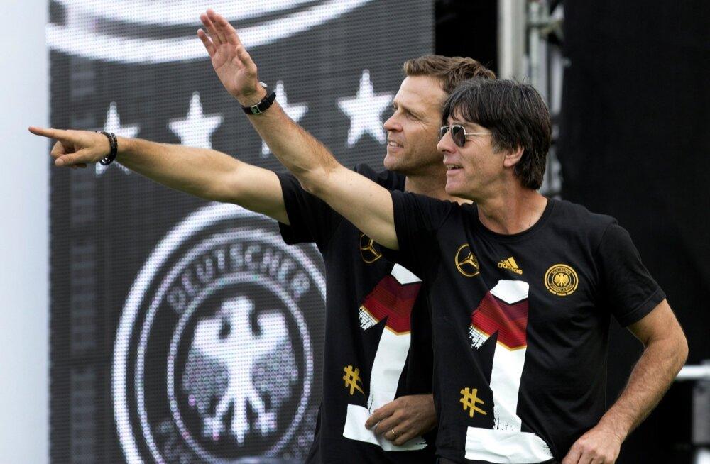 Saksamaa jalgpallikoondise peatreener Joachim Löw