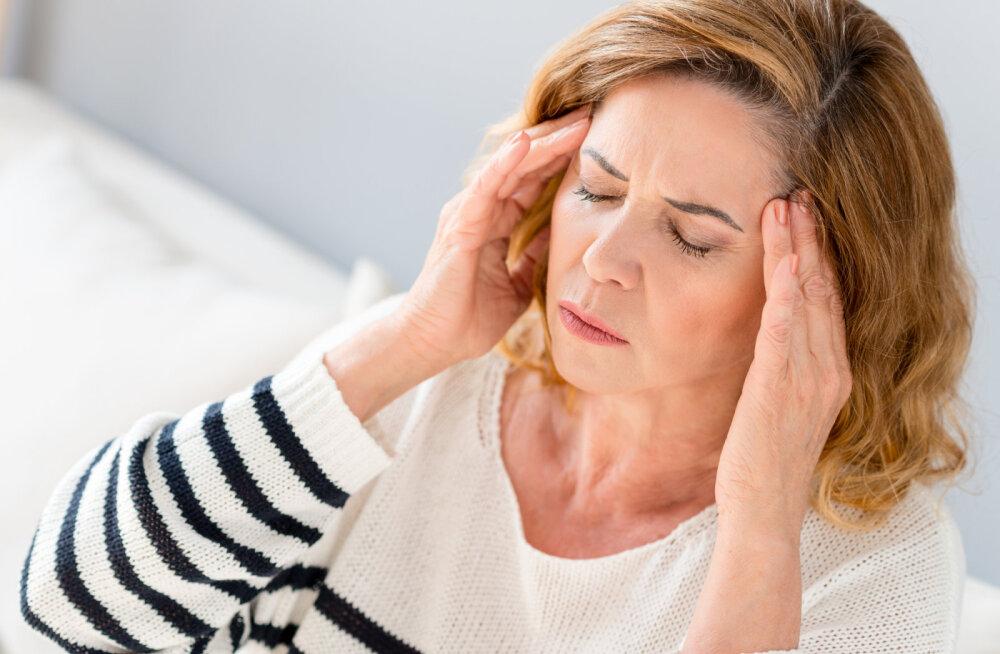 Terviseterapeut: hirm ja paanika on viljakas pinnas immuunprobleemide tekkeks