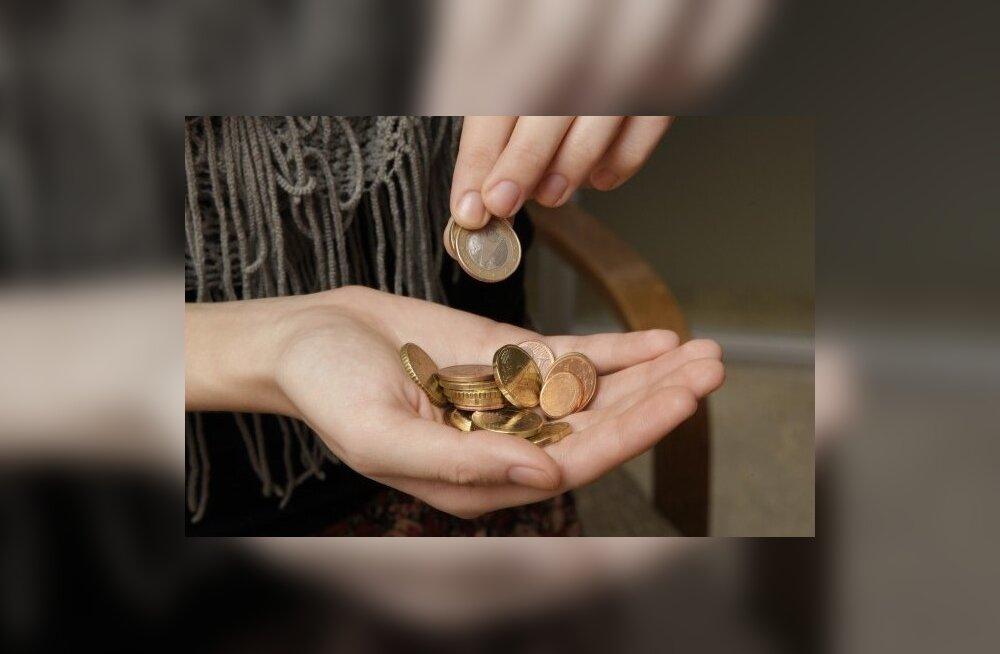 Исследование: более половины домохозяйств Эстонии попали в 20% беднейших домохозяйств Европы