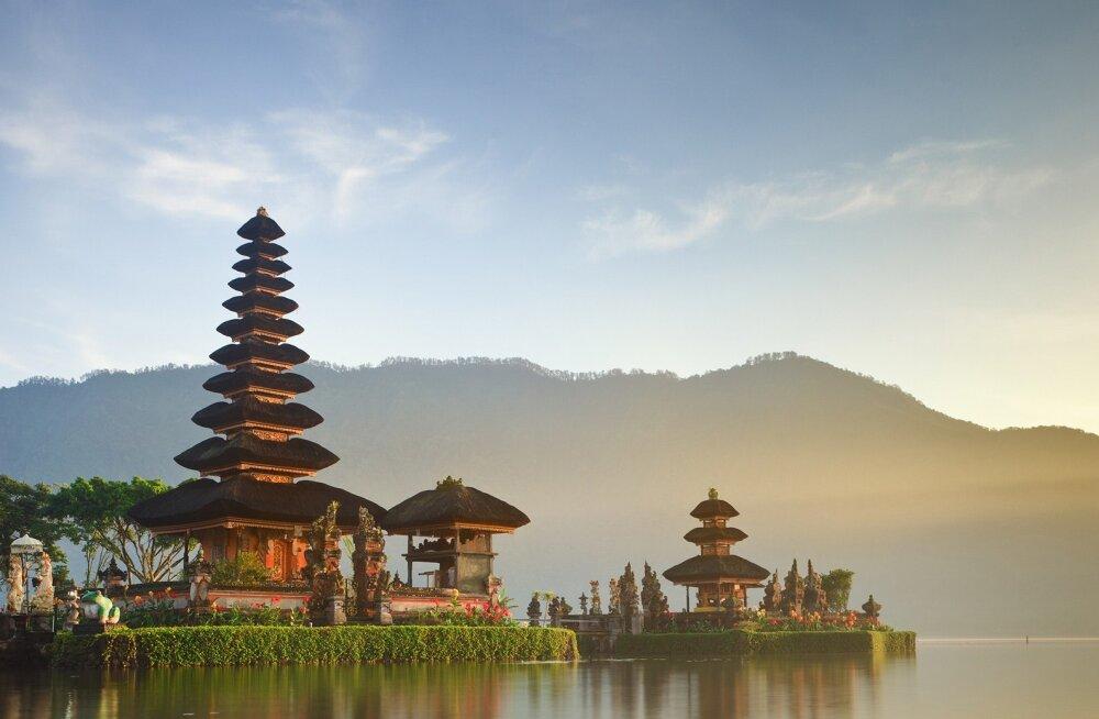 Uus reisihommikute sari viib populaarsele Bali saarele