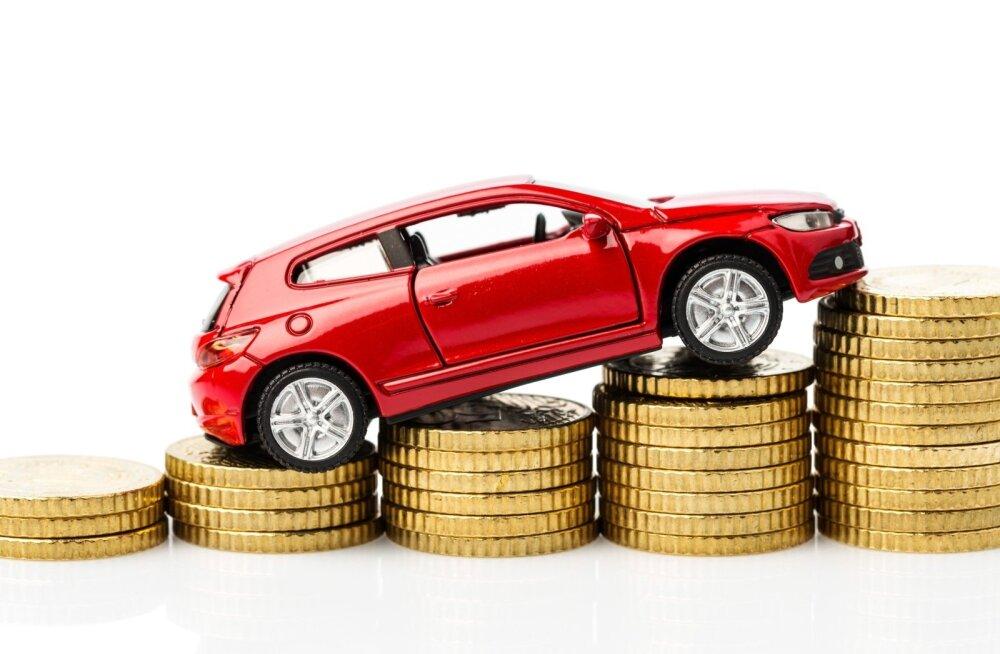 Autode maksustamine
