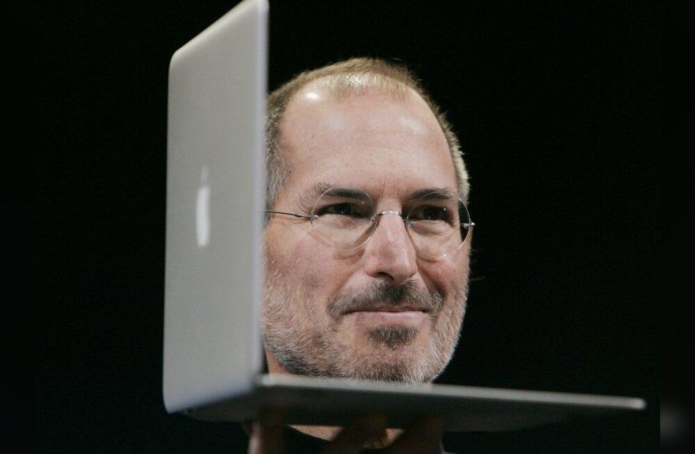 """""""Pista, Kusti, kõik on klimbid!"""" Jobs surub sõprade abiga koolilastele MacBookisid kurgust alla"""
