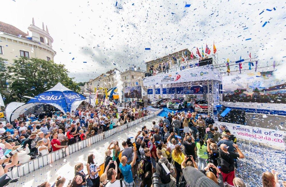 Rally Estonia oli spordisuve suursündmus kaks aastat tagasi ja peaks selleks saama ka tänavu.