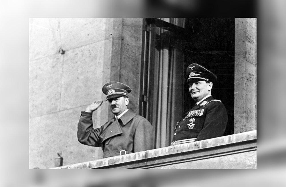 Hitleri testamendi jälil: mida diktaator enne surma soovis?