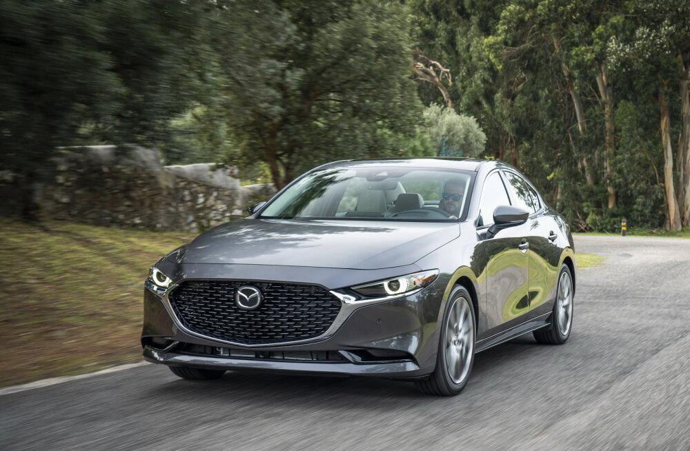 PROOVISÕIT | Isepäine Mazda3