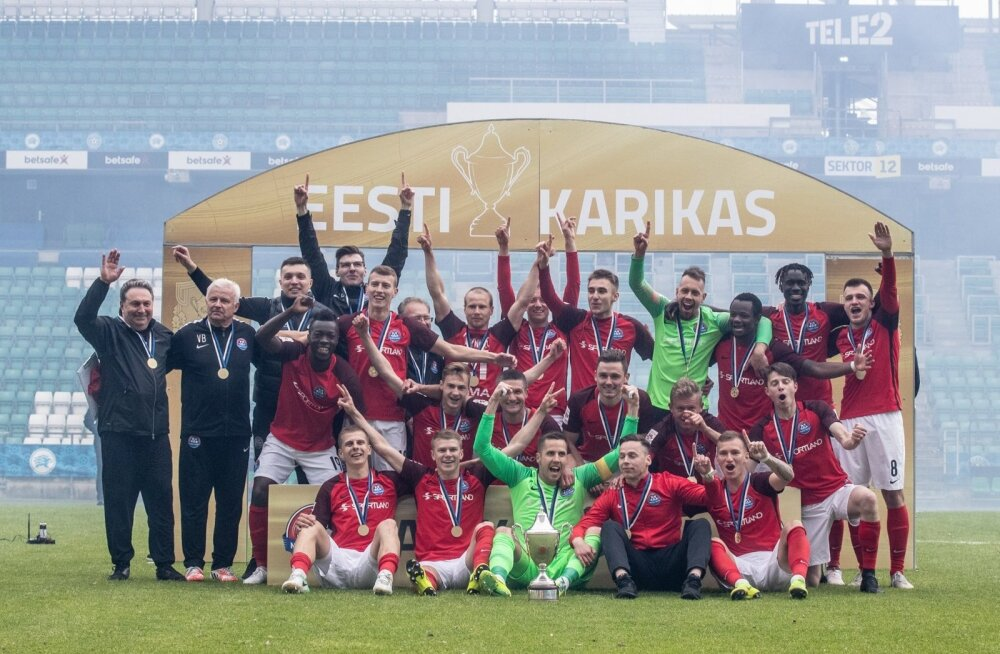 Narva Trans Eesti karikavõitjana