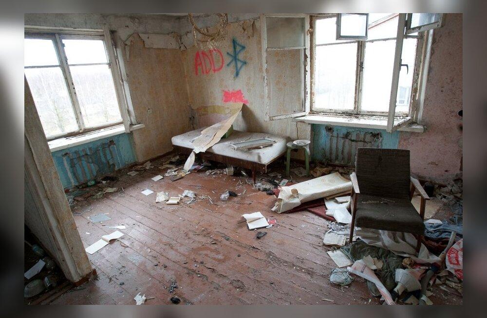 Õudne kogemus: külalisi võeti vastu kohutavalt räpases korteris