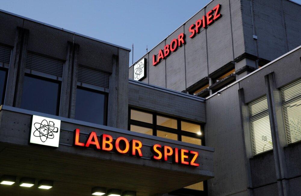 Šveits alustas kriminaalmenetlust keemiarelvalaboratooriumi ja WADA sihikule võtnud Vene spioonide üle