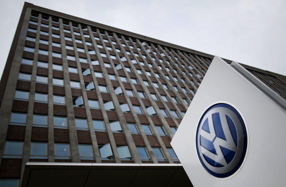 Sajad tuhanded autoomanikud esitasid Volkswageni vastu ühishagi