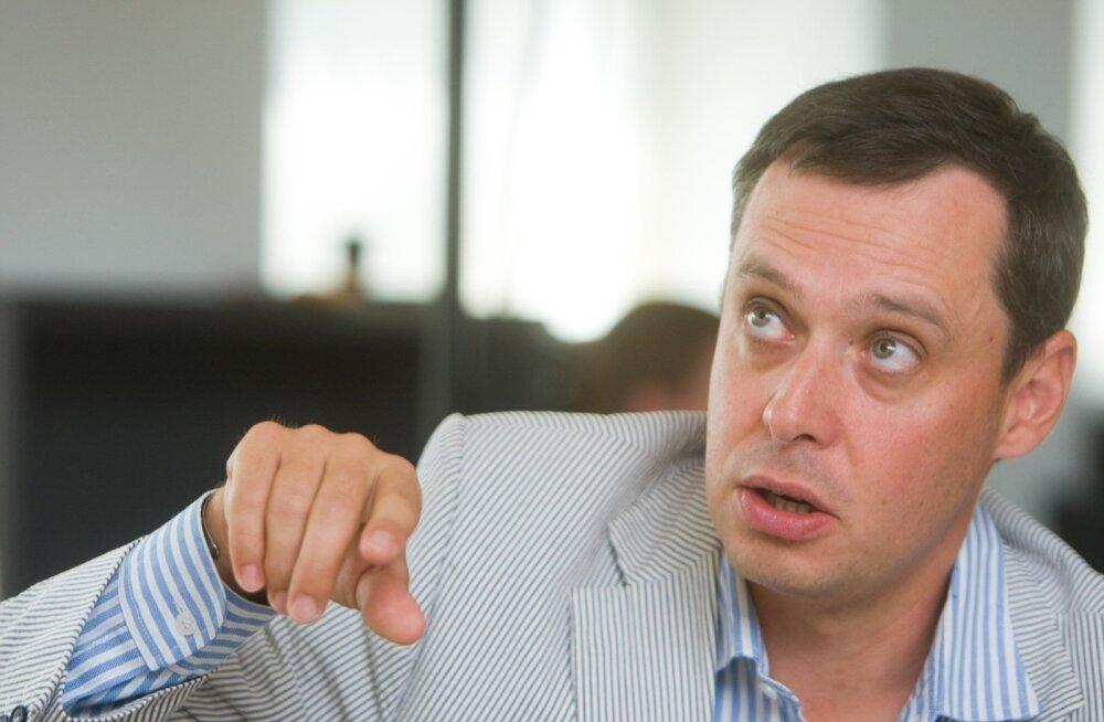 Гуннар Кобин отказался от поста директора Nordica. Авиакомпанией будет руководить бывший глава Estonian Air