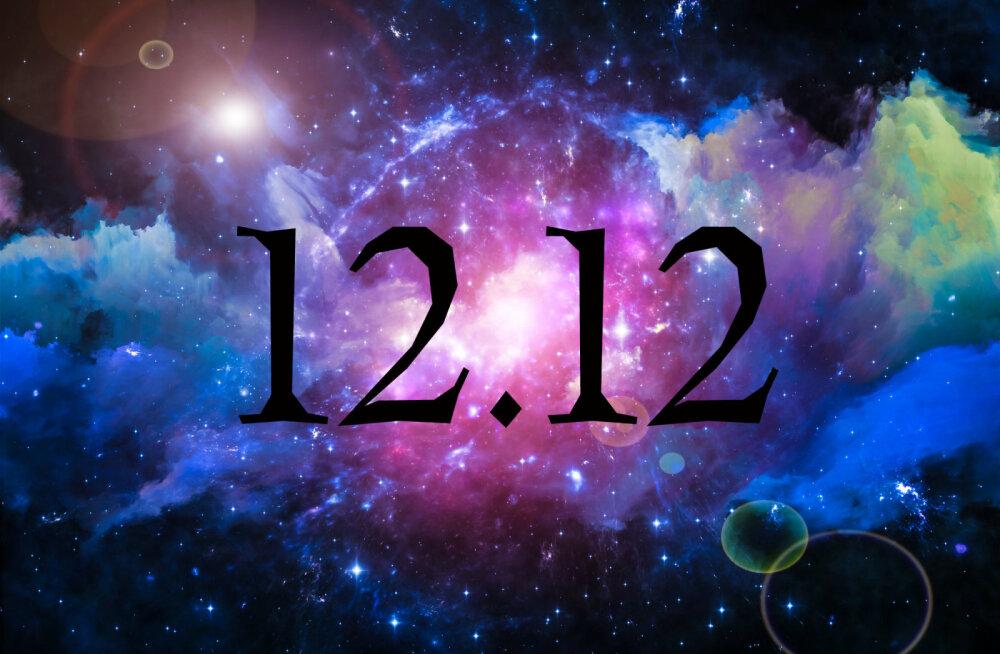 TÄNA ON 12.12 - maagiline päev, mis aitab liikuda uuele vaimsele tasandile