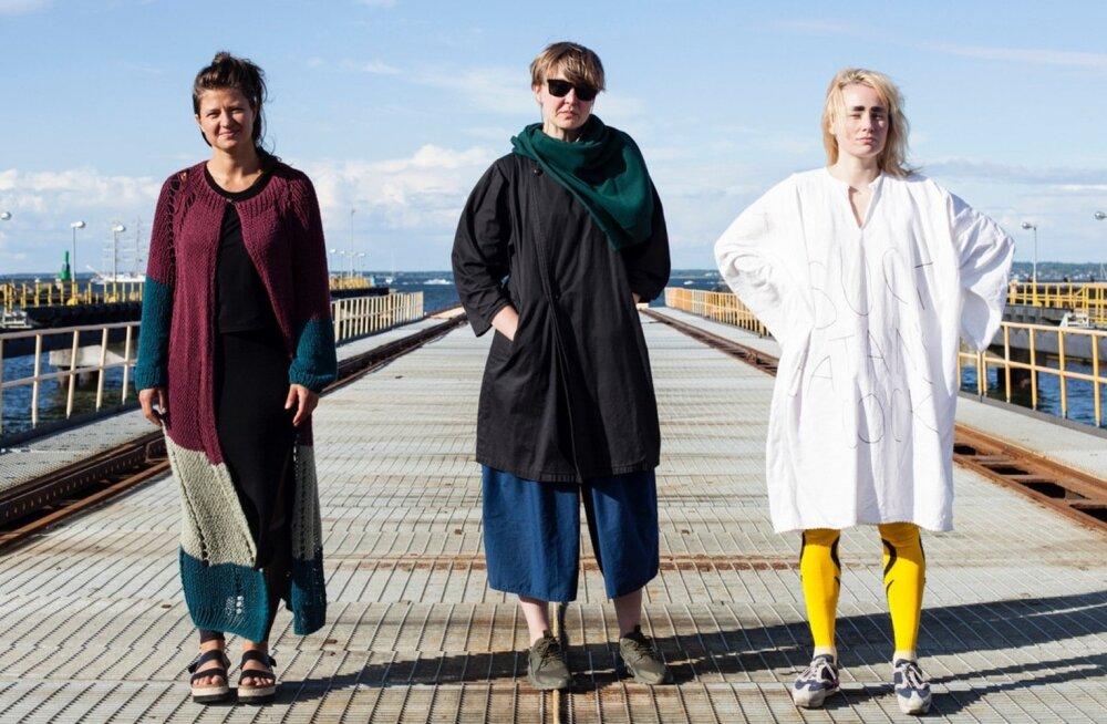 Flo Kasearu, Anu Vahtra ja Kris Lemsalu esindasid Eestit novembris New Yorgis toimunud Performal. Eesti oli seal tänavune fookusriik.
