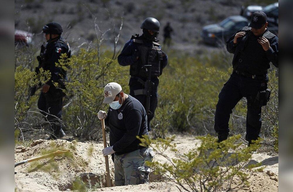 Mehhiko uusimas veresaunas tapeti seitse inimest