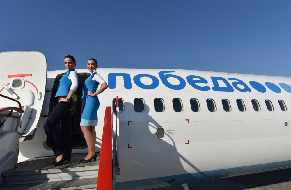 """В российском небе новый лоукостер — """"Победа"""""""