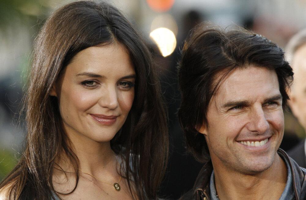 Tom Cruise tütar pole oma isa näinud ligi seitse aastat, sest ta pole isaga sama usku
