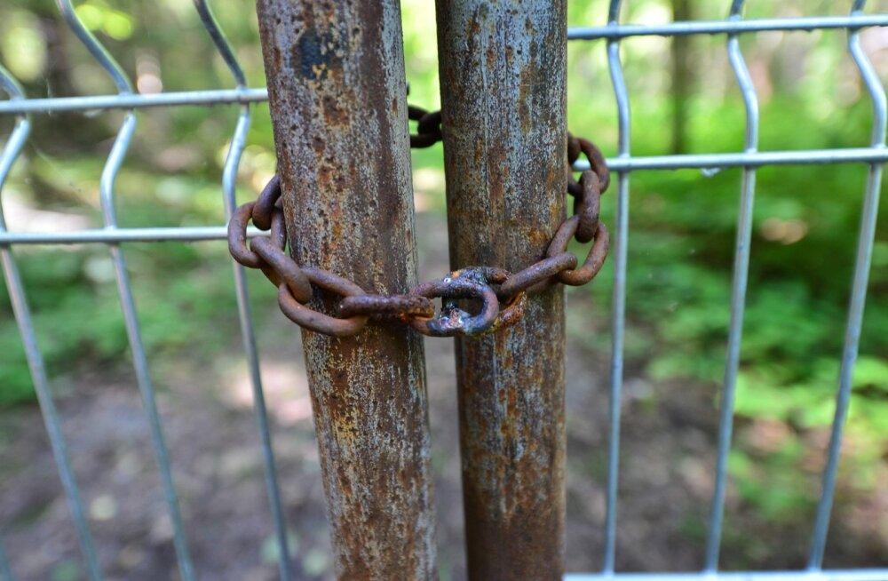 Keila-Joa suletud värav