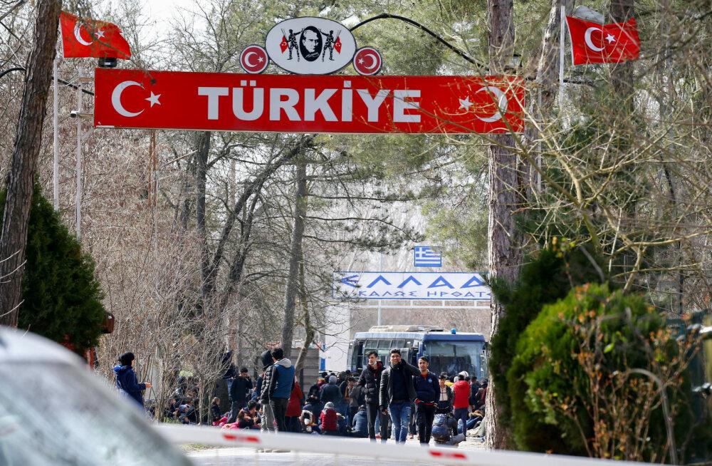 Kreeka on allikate sõnul maksimaalselt tugevdanud piiride valvet
