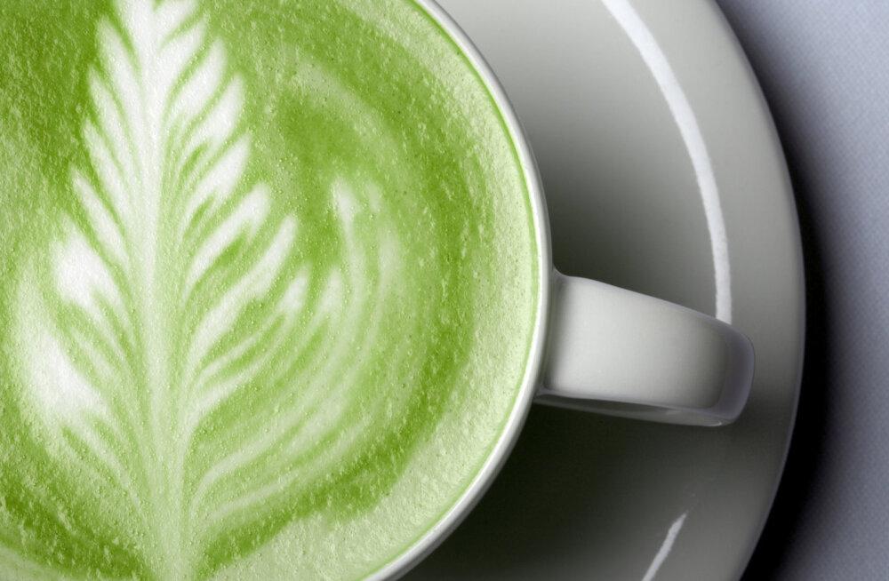Roheline tee: imeline jook, aga mitte imeravim