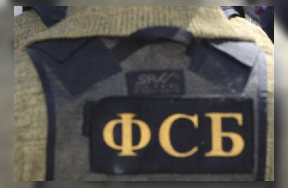 FSB hoiatas Pihkvas Eesti kodanikku