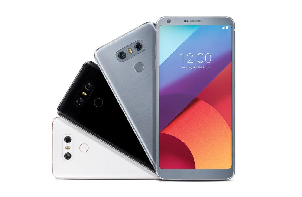 Rõõmustav uudis: LG telefonid on Eestis taas ametlikult müügil!