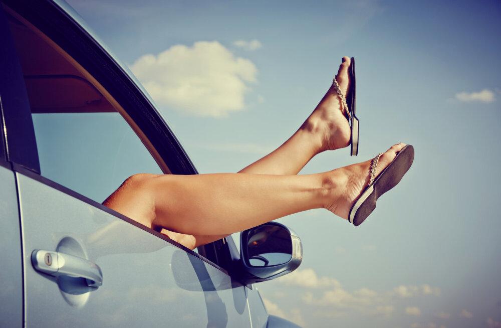 Tahaksid lõpuks autos vallatleda? Paar nõuannet, et sellest saaks nauditav ja erootiline kogemus