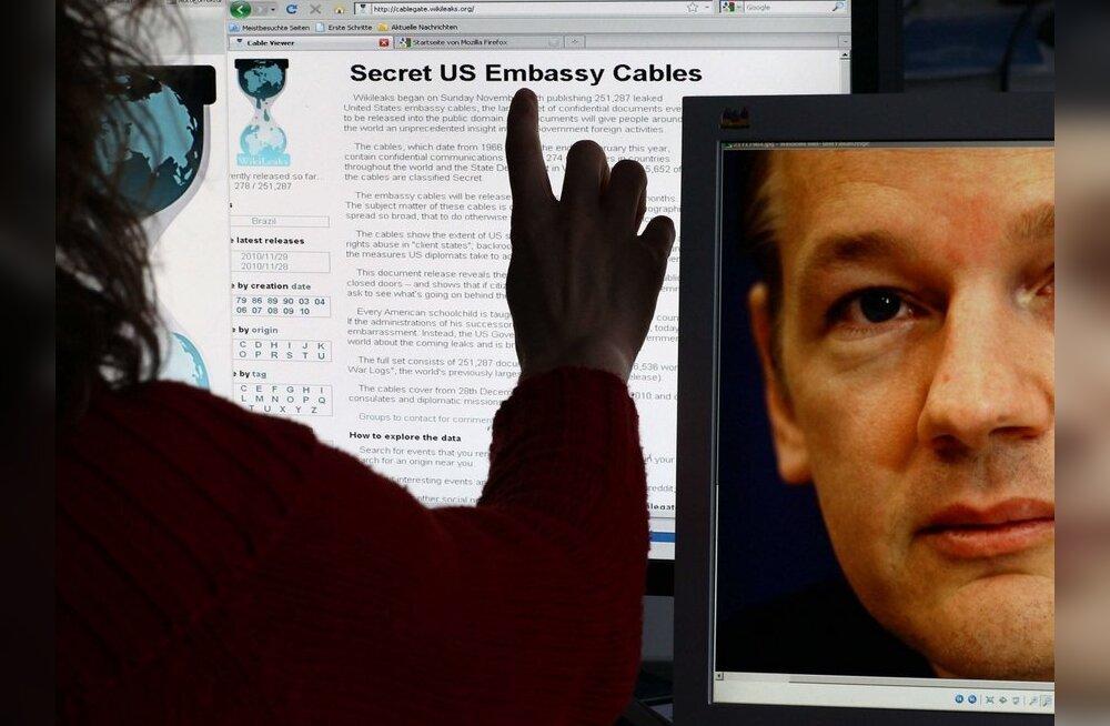 WikiLeaksis pettunud kaastöölised loovad uut lekitamislehte