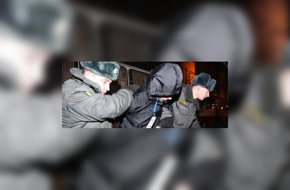 Дума одобрила повышение штрафов за нарушения на митингах