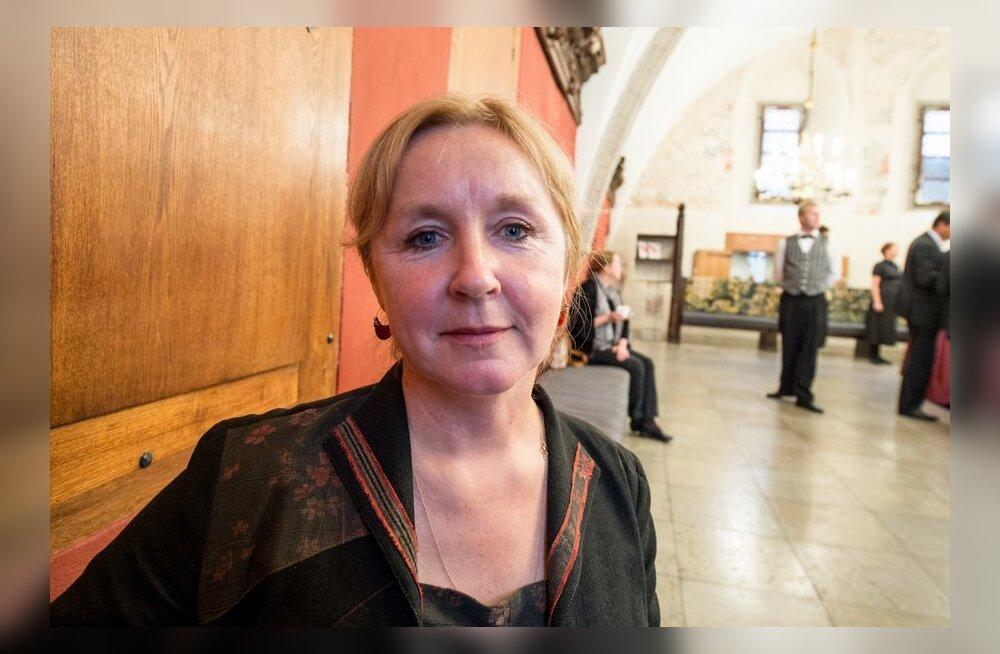 ВИДЕО DELFI: Актриса Наталья Акимова: в Старом Таллинне теперь нет жизни