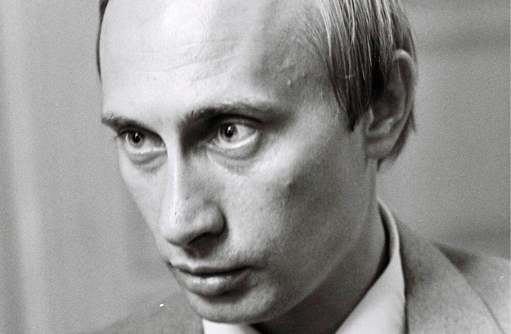 Putin rääkis intervjuus poole valimisest 1991. aasta augustiputši ajal