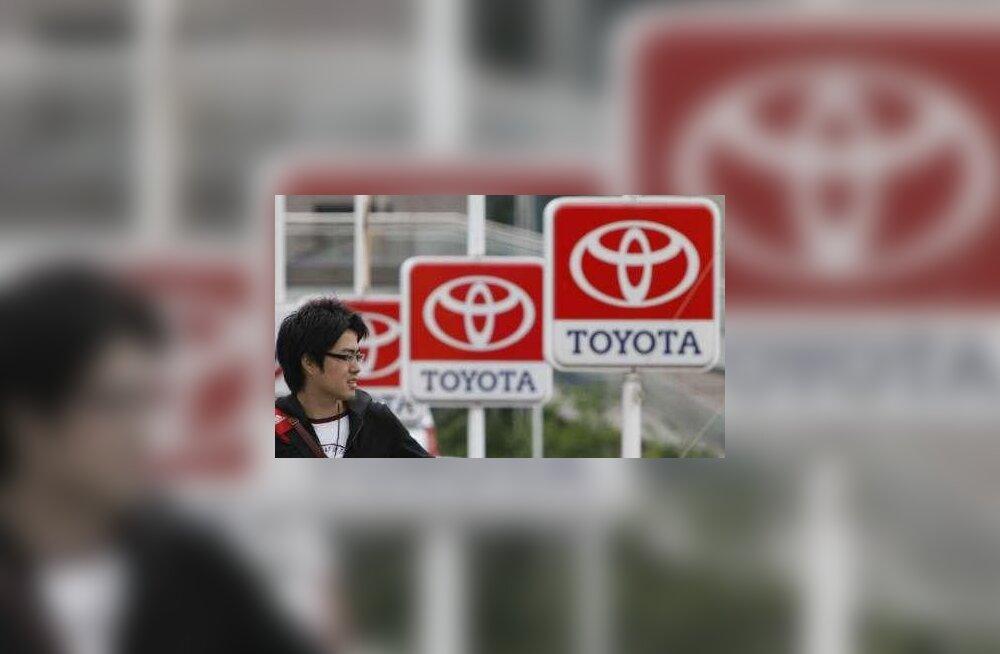 Toyota kontserni asub juhtima ettevõtte asutaja järglane