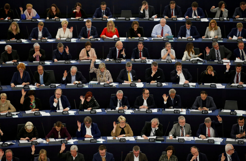 Uuring: uues Euroopa Parlamendis säilitavad esipositsiooni konservatiivid, kasvuteel on paremäärmuslased