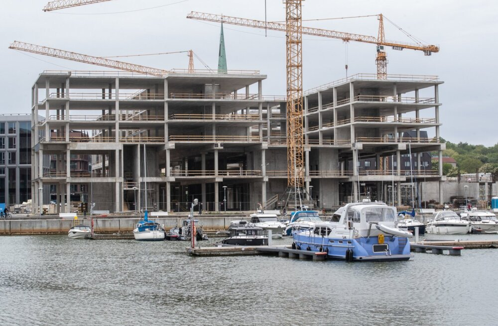 Valitsus arutab lähiajal Porto Franco 39,4 miljoni suurust laenutaotlust