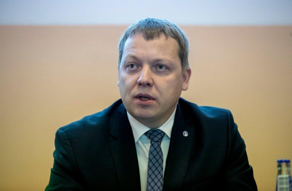 Mait Palts: võõrtööjõu kvoodi tõstmine kolm korda poleks Eesti jaoks talumatu