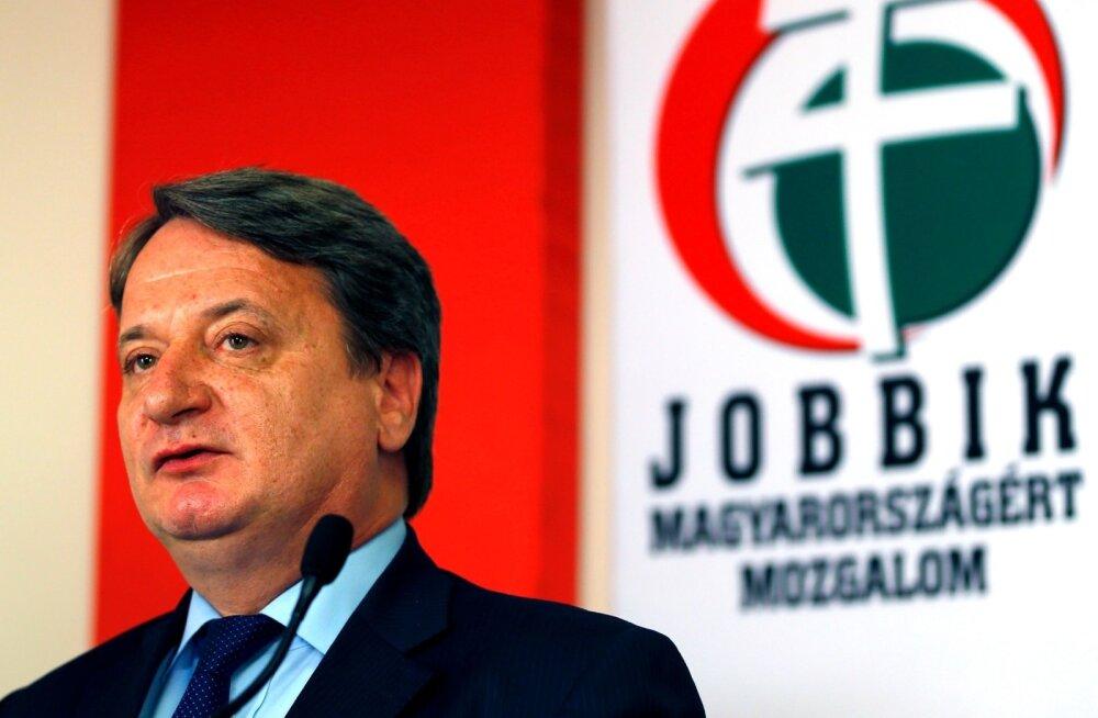 Europarlament võttis puutumatuse Venemaa heaks spioneerimises kahtlustatavalt Ungari poliitikult