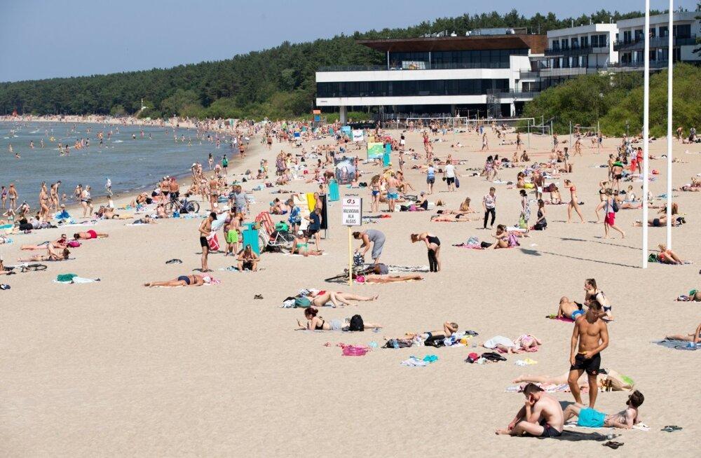 Синоптик объясняет: придет ли в Эстонию аномальная жара из Европы?
